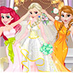 Princesses Bridesmaids Party