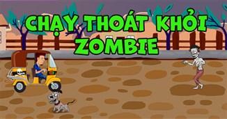 Chạy thoát khỏi Zombie