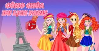 Công chúa du lịch Paris