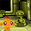 Chú khỉ buồn: Nhà máy Robot