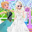 Ngày cưới công chúa Elsa
