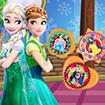 Công chúa trang trí bánh ngọt