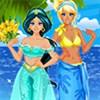 Công chúa: Thời trang đi biển