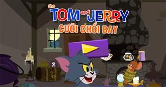 Tom và Jerry: Cưỡi chổi bay