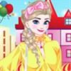 Công chúa Elsa Shopping