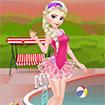 Thời trang hồ bơi Elsa