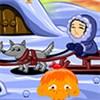 Chú khỉ buồn: Tìm bóng tuyết
