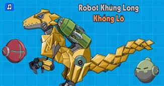 Robot khủng long khổng lồ