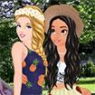 Chuyến picnic của Cinderella và Moana