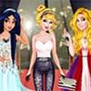 Công chúa: Trình diễn thời trang