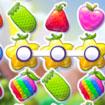 Nối kẹo trái cây