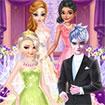 Thời trang cô dâu Elsa