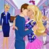 Barbie và Ken hôn lén