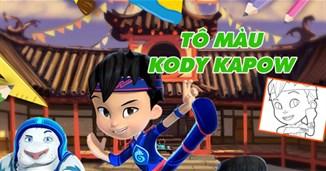 Tô màu Kody Kapow