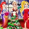 Công chúa đón Noel