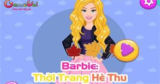 Barbie: Thời trang hè thu
