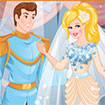 Cinderella chọn váy cưới