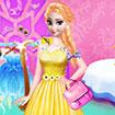 Elsa trang trí phòng
