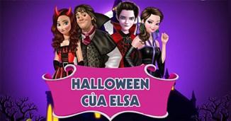 Halloween của Elsa