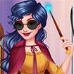 Nữ phù thủy xinh đẹp