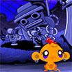 Chú khỉ buồn: Sửa chữa người máy