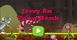 Jerry ăn vụng bánh