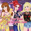 Thời trang: Bộ ba công chúa