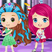 Chibi Princesses Rock'n Roll Style