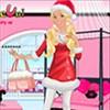 Công chúa Barbie đón giáng sinh