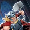 Thần sấm Thor diệt Boss