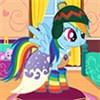 Pony bé nhỏ: Thời trang mùa đông