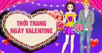 Thời trang ngày Valentine