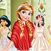 Elsa và Anna: Tiệc giáng sinh