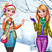 Elsa Anna Winter Trends