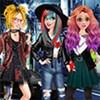 Công chúa: Phong cách Punk