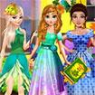 Công chúa: Phong cách lá phong