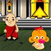 Chú khỉ buồn: Ngôi chùa vàng