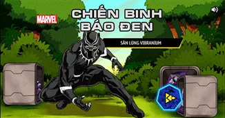 Chiến binh báo đen: Săn lùng Vibranium