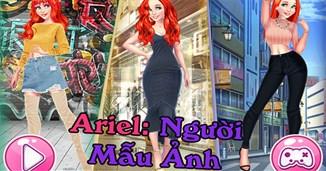 Ariel: Người mẫu ảnh