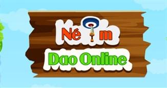 Ném dao online