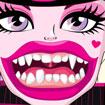 Dracula khám răng