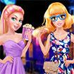 Cutezee Super Barbie Bff Night