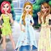 Công chúa: Thời trang váy hoa