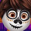Coco vẽ mặt