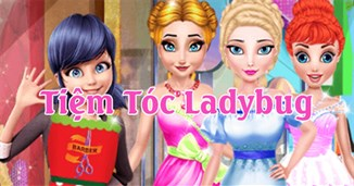 Tiệm tóc Ladybug