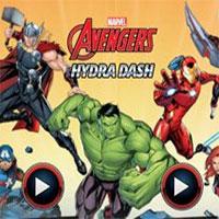 Biệt đội siêu anh hùng: Đột kích Hydra