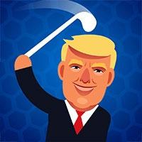 Tổng thống Trump chơi Golf