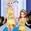 Thời trang mẹ và con gái