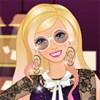 Barbie thiết kế váy