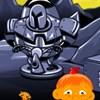 Chú khỉ buồn 127: Sạc pin Robot